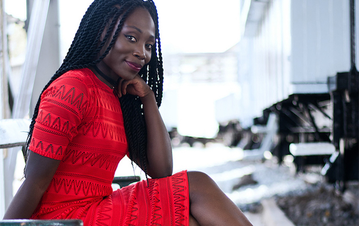Kenyan Fashionista, Style Detour Across Europe, Winnie Awuor, Queendom Magazine, Dark and Lovely