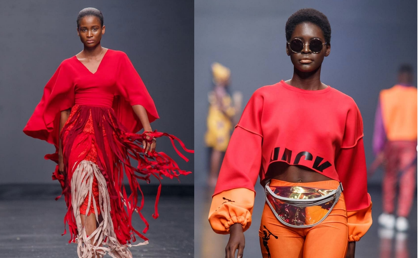 Natural and Relaxed runway looks from Lagos Fashion Week '18